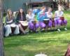 Bubnující tanečnice