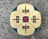Šamanský buben: čtyři vážky