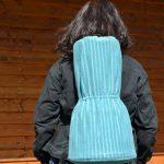 Djembe lze pohodlně nosit na zádech