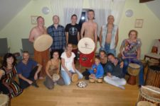 Bubny a tanec – probuď v sobě spontánnost! @ Vyžlovka | Středočeský kraj | Česko
