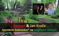 Bubnování na magických místech - Praha, IPP @ Před čajovnou Šamanka