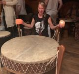 Samhain bubnování, rituál poděkování předkům @ Čajovna Šamanka