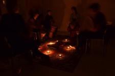 Praha: Spontánní bubnování, tanec a zpěv @ Čajovna Šamanka | Praha | Hlavní město Praha | Česká republika