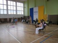 Spontánní bubnování na festivalu Miluj svůj život @ SOU elektrotechnické | Plzeň | Plzeňský kraj | Česká republika